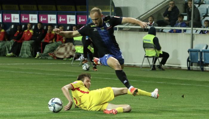 Черноморец не удержал победу над Ингульцом, пропустив в концовке матча