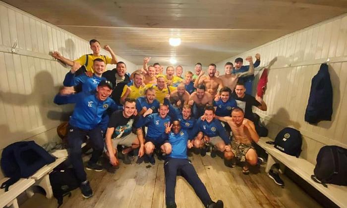 Кубок ААФУ: Полісся Жилмара та ЛСТМ Кабанова – в 1/8 фіналу