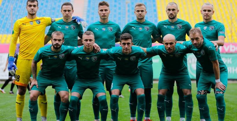 Альянс зробив камбек і переміг Олімпік, вийшовши на друге місце Першої ліги