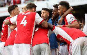 Арсенал – Норвіч. Відео огляд матчу за 11 вересня