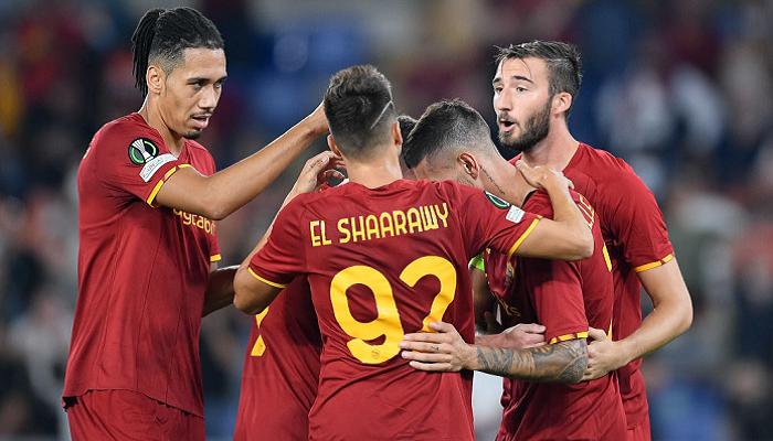 Рома розгромила софійський ЦСКА в Лізі конференцій, забивши п'ять голів