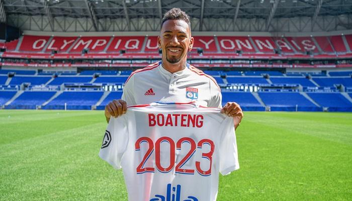 Жером Боатенг підписав контракт з Ліоном до 2023 року