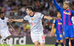Барселона — Бавария. Видео обзор матча за 14 сентября