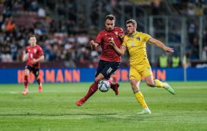 Чехія – Україна. Відео огляд матчу за 8 вересня
