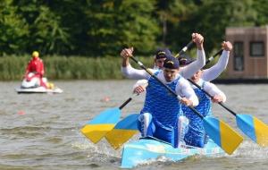 Украинские гребцы завоевали еще два золота на чемпионате мира в Копенгагене