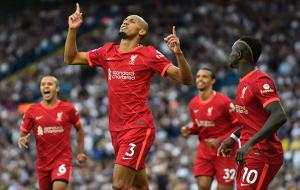 Лидс — Ливерпуль. Видео обзор матча за 12 сентября