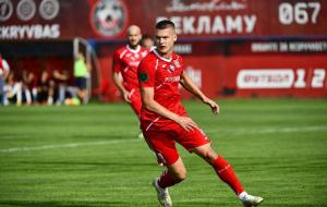 Хобленко: яскрава зірка Першої ліги