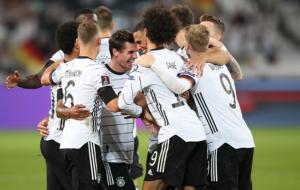 Німеччина – Вірменія. Відео огляд матчу за 5 вересня