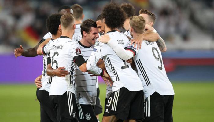 Німеччина розгромила Вірменію у відборі на ЧС-2022