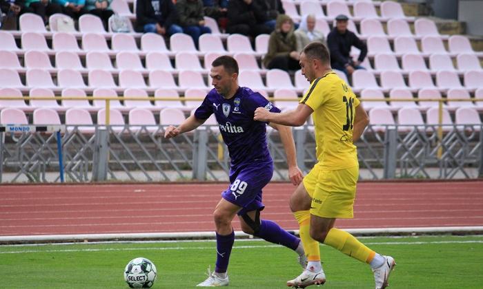 Палагнюк, Кожанов, Мартян, Співаков: вся збірна 10-го туру Другої ліги