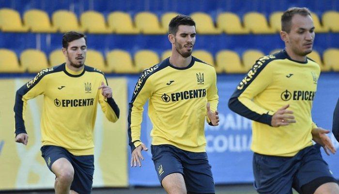 Харатін: Матчі за збірну України – це матчі зовсім іншого рівня, ми готуємося на всі сто відсотків