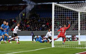 Ісландія – Німеччина. Відео огляд матчу за 8 вересня