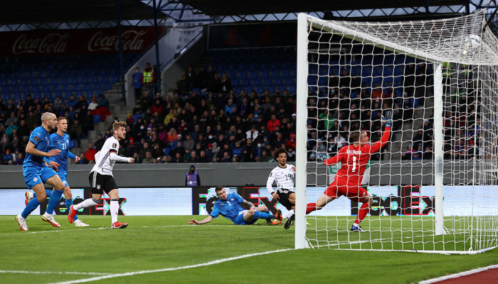 Німеччина на виїзді легко перемогла Ісландію у відборі на чемпіонат світу