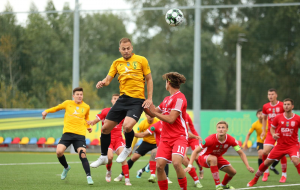 Вторая лига. Левый Берег победил АФСК, Металлург разгромил Сумы и другие матчи 9-го тура