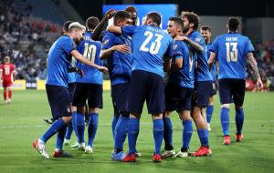 Італія – Литва. Відео огляд матчу за 8 вересня