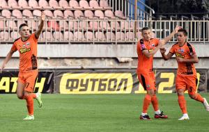 Мариуполь в невероятной серии пенальти победил Волынь и вышел в 1/8 финала Кубка Украины