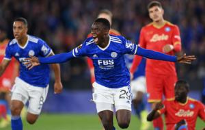 Лестер и Наполи сыграли вничью на старте Лиги Европы