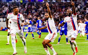 Ліон – Страсбург. Відео огляд матчу за 12 вересня