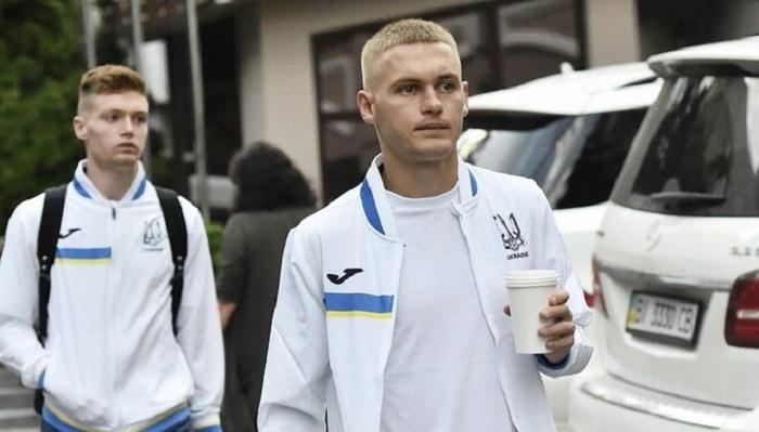 Буяльський покинув розташування збірної України після отриманої травми