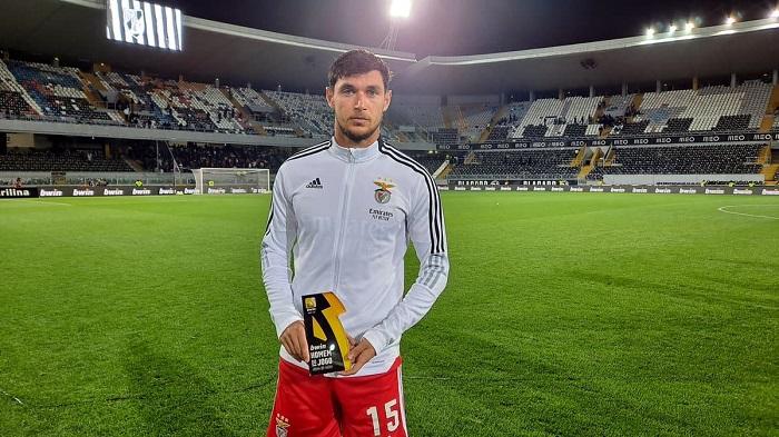 Яремчук признан лучшим игроком матча против Витории