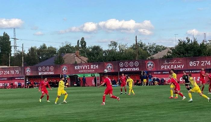 Металіст розгромив Кривбас в центральному матчі туру, завдяки дублю Пейшоту
