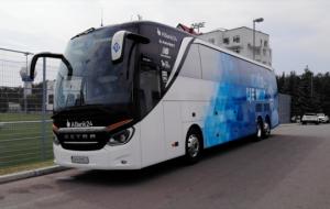 Умер водитель клубного автобуса Динамо
