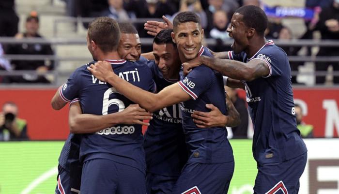 Брюгге - ПСЖ когда и где смотреть в прямом эфире трансляцию Лиги чемпионов