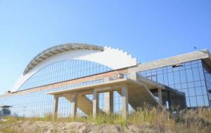 У Рівному поновили будівництво Палацу спорту