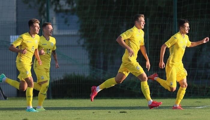 Молодежная сборная Украины победила Армению в отборе на ЧЕ-2023
