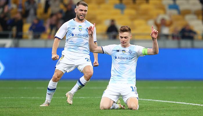 Динамо вырвало победу у Александрии, забив пенальти в компенсированное время