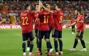 Іспанія – Грузія. Відео огляд матчу за 5 вересня