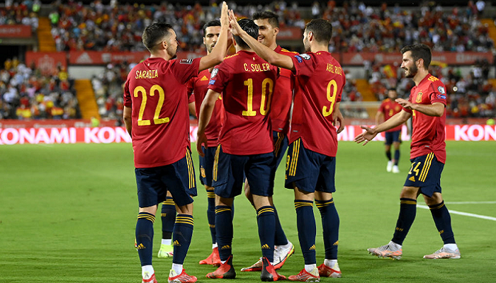 Косово — Испания когда и где смотреть трансляцию матча отбора на ЧМ-2022