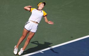 Уверенная победа Свитолиной над Касаткиной в третьем раунде US Open (видео)