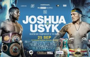 Джошуа – Усик, время и дата боя, где смотреть прямую видео трансляцию боя онлайн