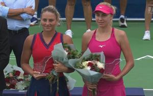 Костюк і Людмила Кіченок програли у фіналі парного турніру в Тенеріфе