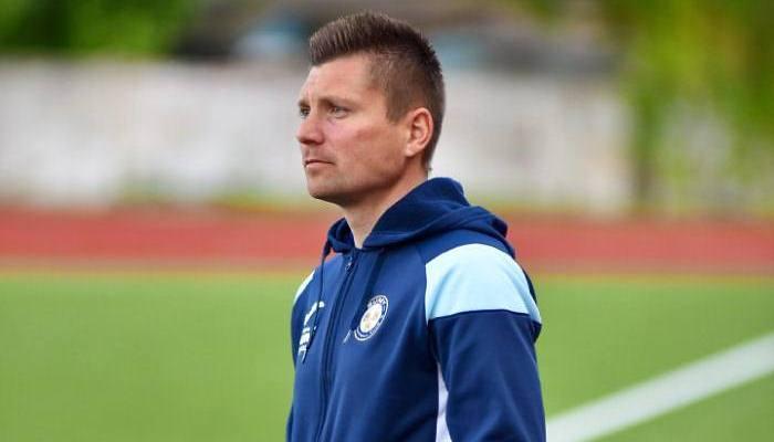 Куценко подал в отставку с поста главного тренера ФК Сумы