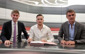Милан продлил контракт с Салемаекерсом до 2026 года