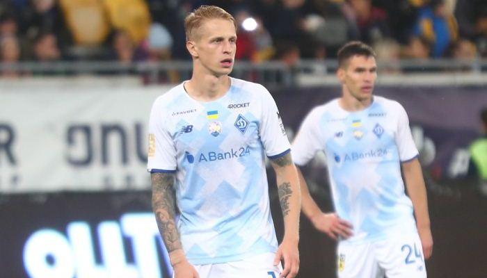 Шабанов вызван в сборную Украины на матчи с Финляндией и Боснией и Герцеговиной