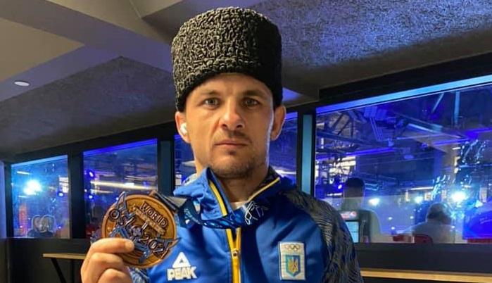 Теміров: Це медаль всього кримськотатарського народу, всієї України