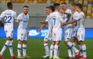 Динамо — Днепр-1 2:0 онлайн трансляция матча