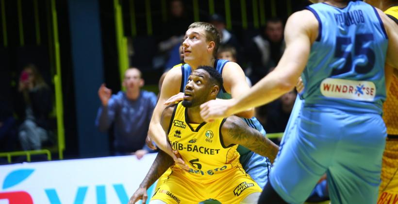 Форвард Киев-Баскета Гарретт — MVP игровой недели в Суперлиге