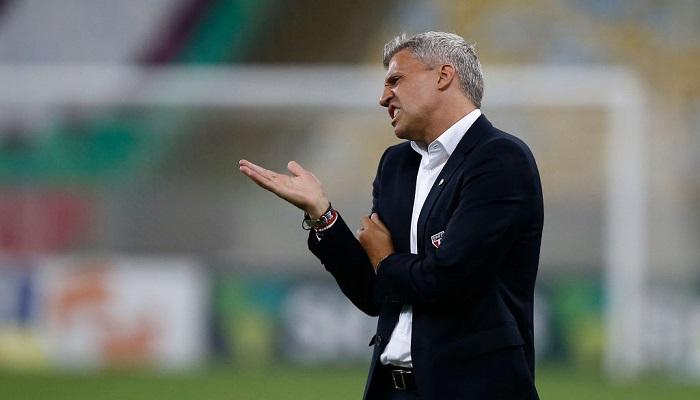 Креспо уволили с должности главного тренера Сан-Паулу