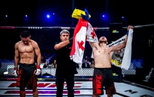 UF MMA організує бій за звання чемпіона світу серед військових