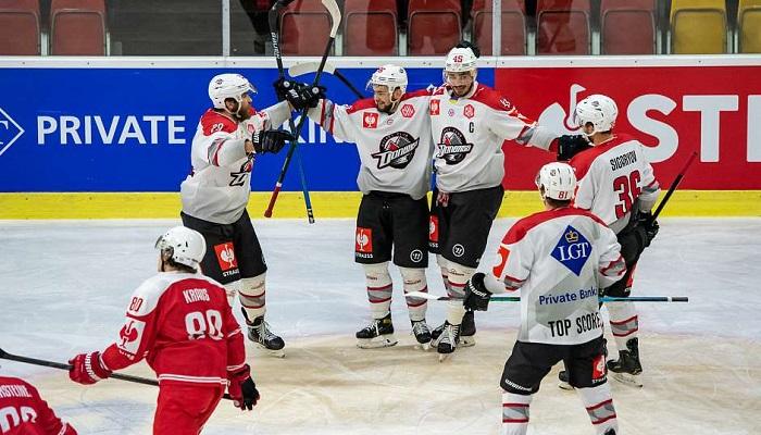 Донбасс обыграл Клагенфурт и покинул Лигу чемпионов