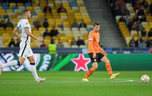 Матвієнко не зіграє проти Реала через травму ноги