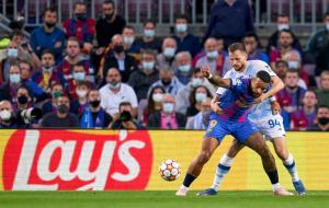 Динамо програло Барселоні в третьому турі Ліги чемпіонів