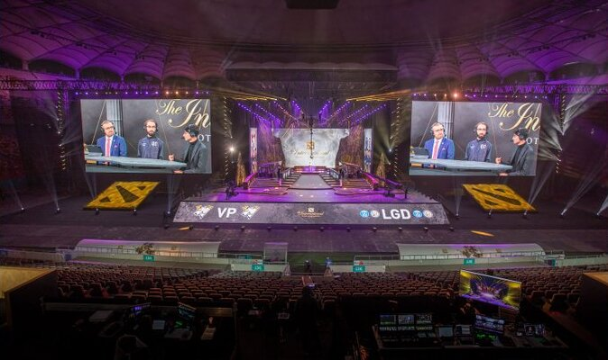 The International 10. Team Secret и PSG.LGD вышли в финал верхней сетки, Virtus.pro упала в нижнюю