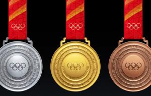 Организаторы Олимпиады-2022 в Пекине представили дизайн медалей (видео)
