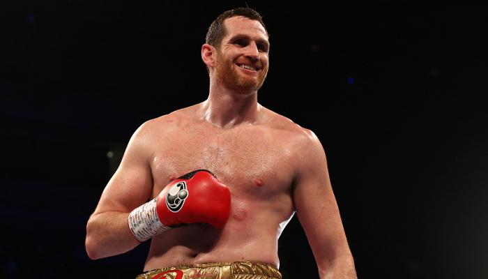 Девід Прайс завершив боксерську кар'єру