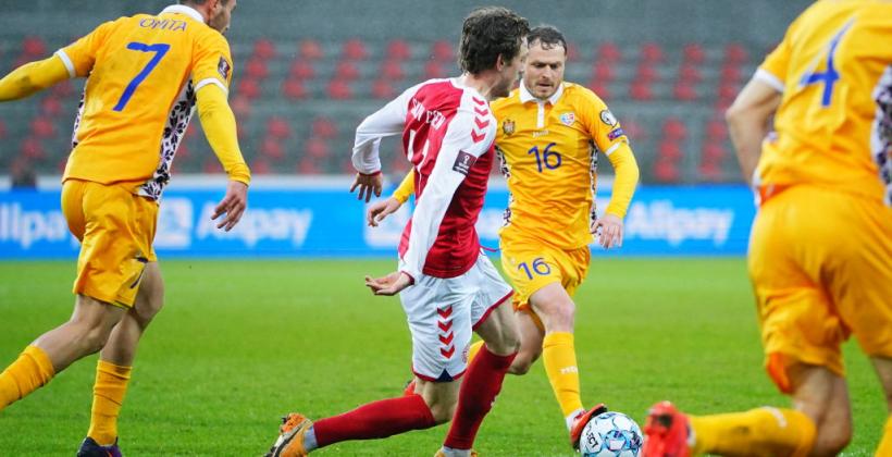 Дания – Австрия когда и где смотреть трансляцию матча отбора ЧМ-2022